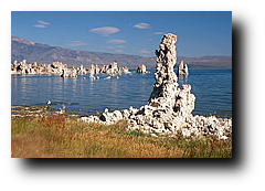 Mono Lake, Kalifornien, California, USA
